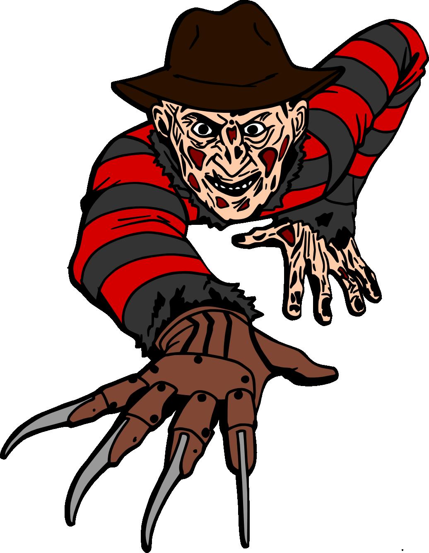 Freddy Krueger Svg Freddy Krueger Art Freddy Krueger Drawing Freddy Krueger