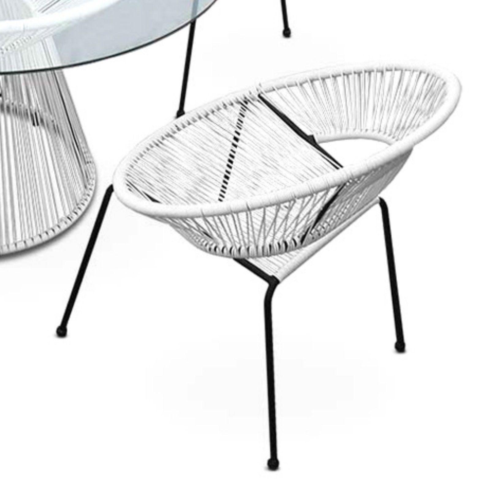 Harmonia Living Acapulco Dining Chair Set Of 2 In 2020 Dining Chair Set Chair Set Dining Chairs