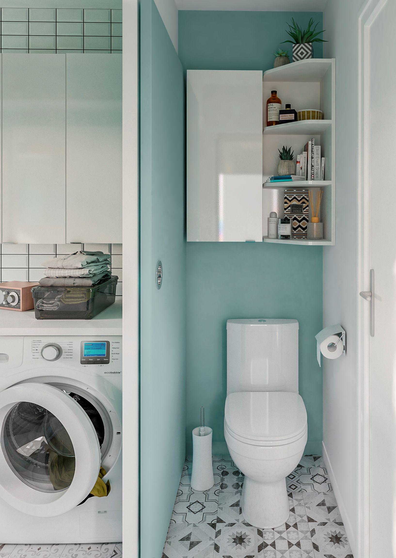 Epingle Par Mm Sur Wc En 2020 Idee Toilettes Amenagement Toilettes Meuble Toilette