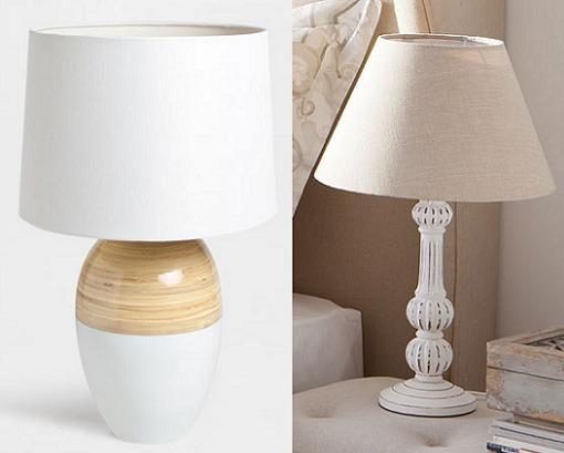 Lamparas de mesa bonitas ideas interesantes pinterest - Zara home lamparas mesilla ...