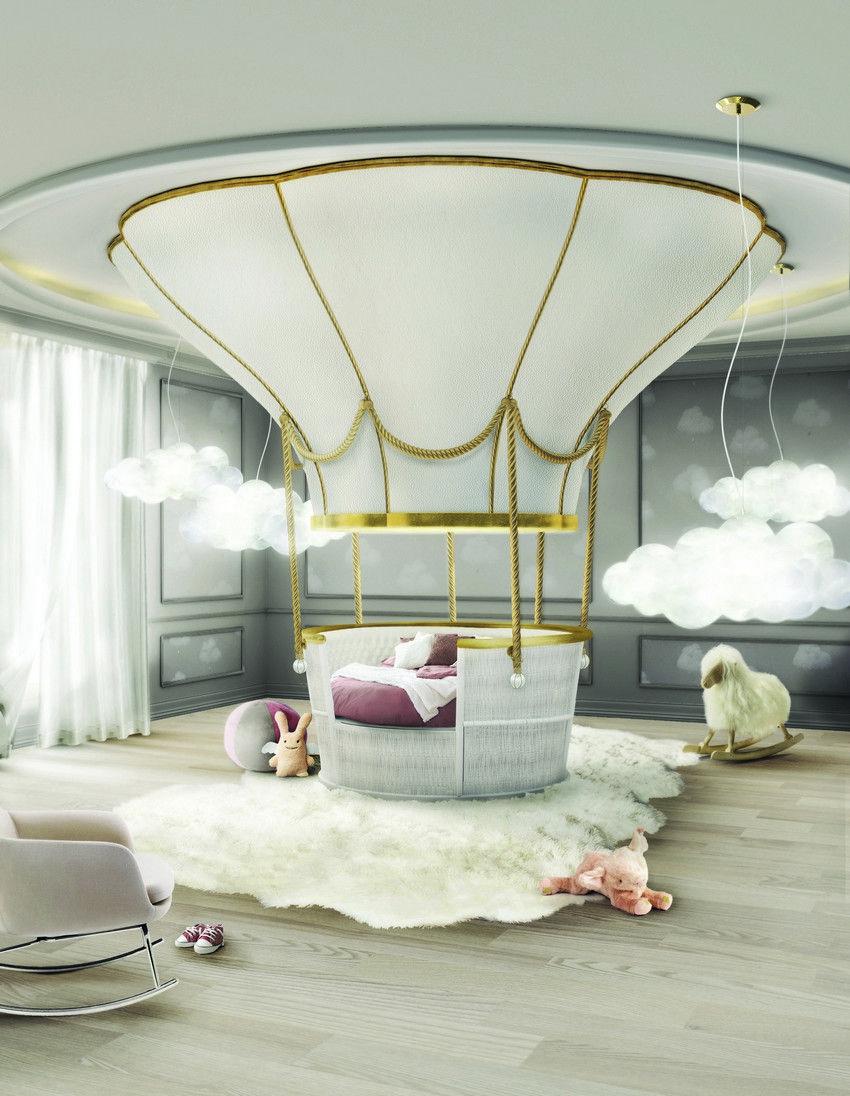 Inspirieren Sie Sich Für Ein Magisches Kinder Shlafzimmer  Einrichtungsideen, Wohnideen, Luxus Möbel, Teure Möbel, Wohndesign