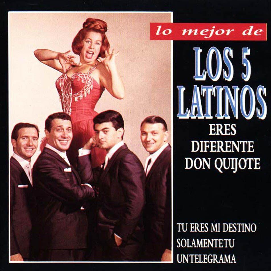 Los Cinco Latinos estaban en todas las fiestas....¡¡¡
