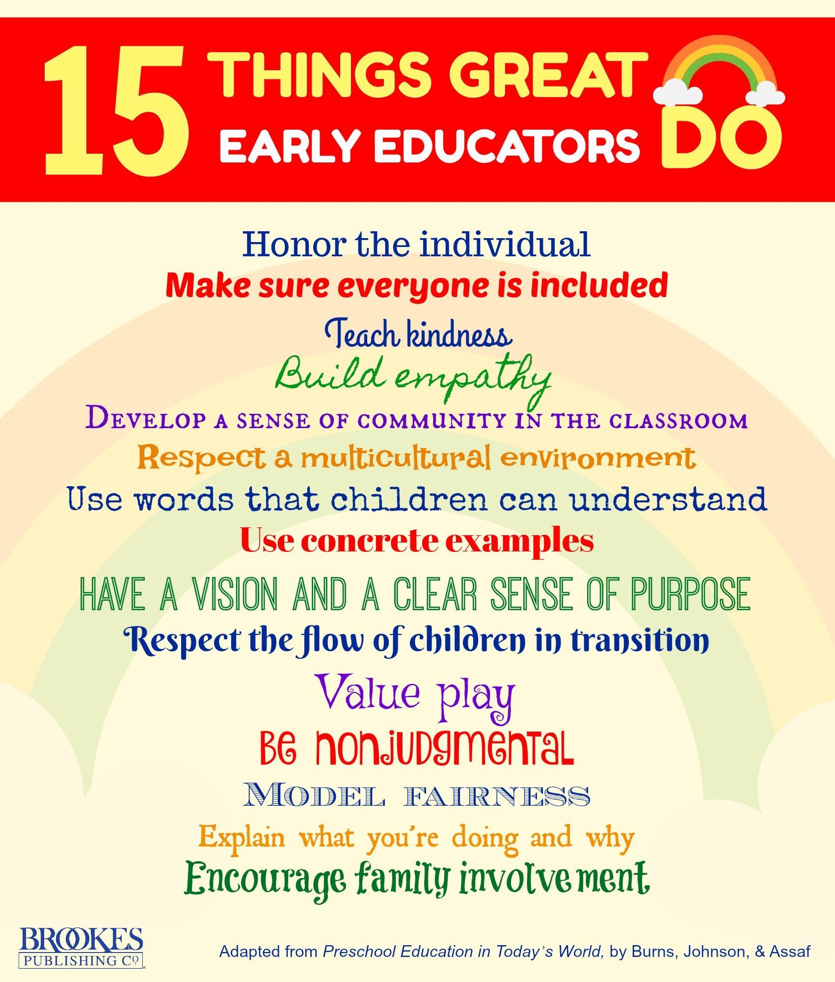 5 10 Things Teachers Want Parents In With Images