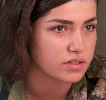 19 Year Old Syrian Kurdish Woman Ypj Fighter Ceylan Ozalp Kills