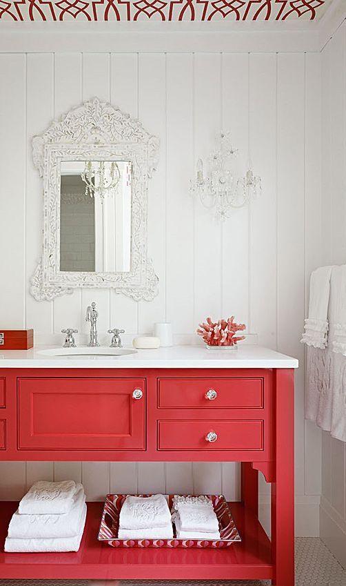 Los colores del Feng Shui en el baño | Muebles cuarto de ...