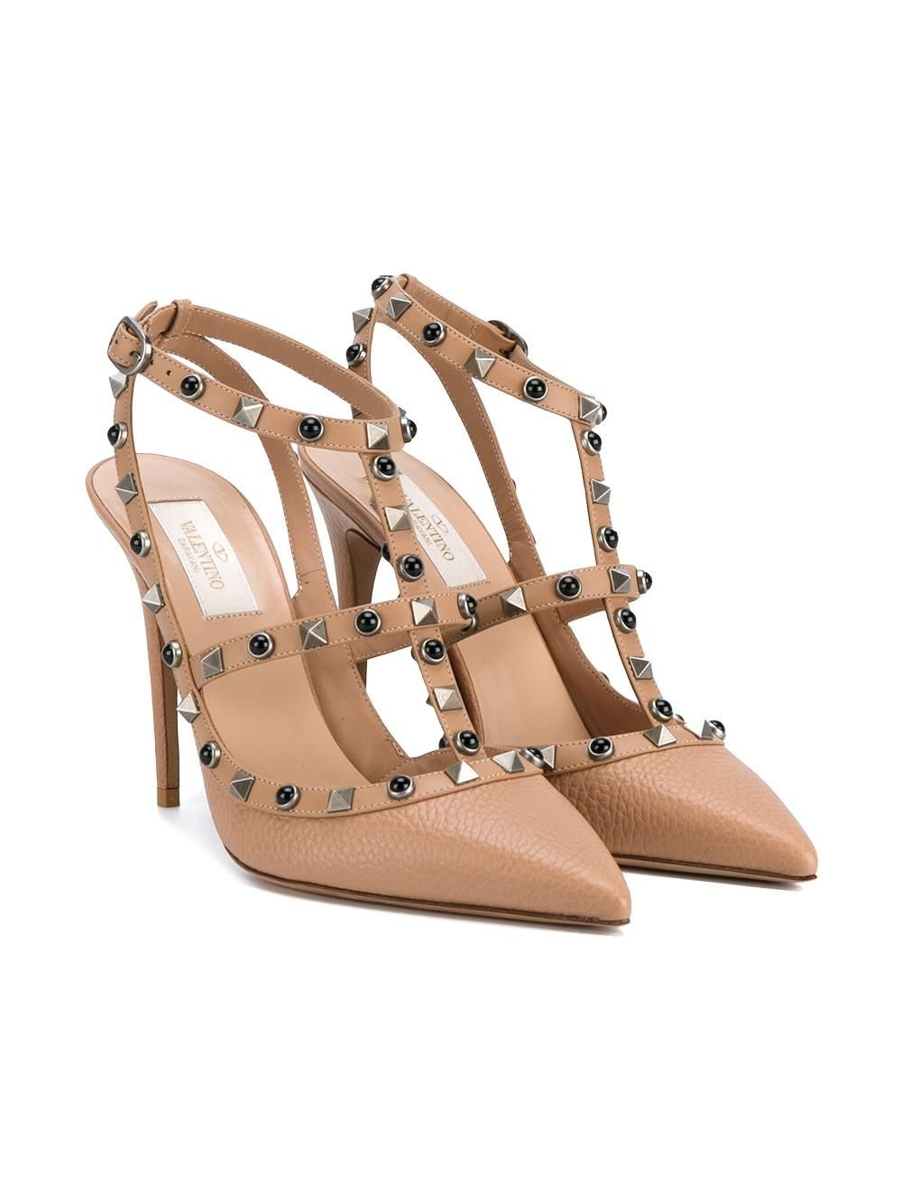 Imported From Abroad Womens Valentino Garavani 'rockstud' Pumps Last 2017