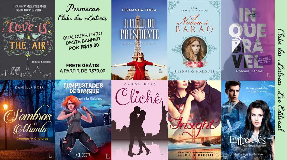 O Clube Das Leitoras Ler Editorial Chegou Ao Nosso Site Confira