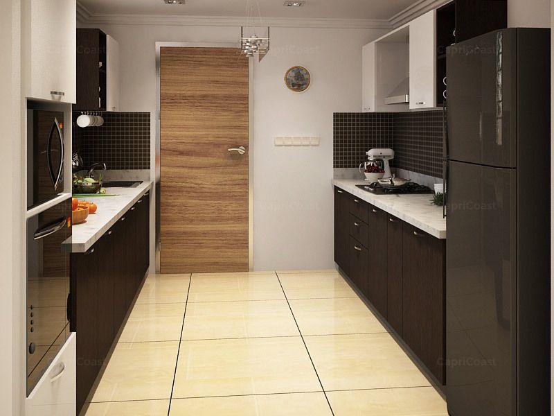 bordeaux parallel modular kitchen modularkitchendesign kitchendesign modularkitchen on kitchen interior parallel id=40689