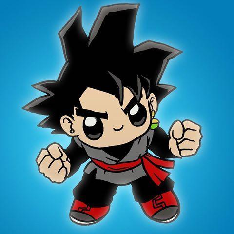 Goku Black Kawaii Goku Gokublack Dragonball Dragonballsuper