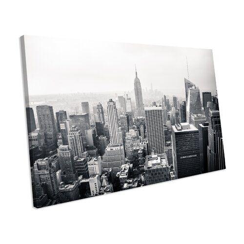 Photo of Leinwandbild New York City ModernMoments Größe: 42 cm H x 62 cm B