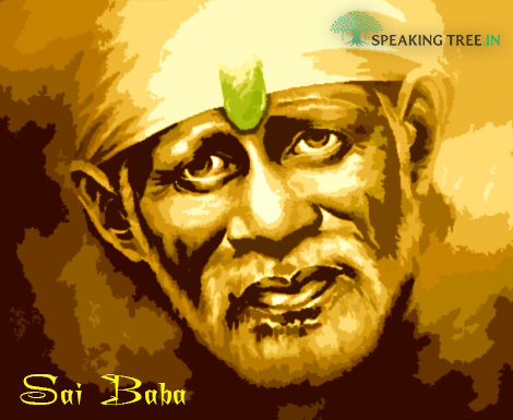 #Shirdi #SaiBaba, also known as Sai Baba of Shirdi, was an Indian guru, yogi and fakir. Pray to him and stay blessed! Read more about Sai Baba, here - bit.ly/1sfHPGp