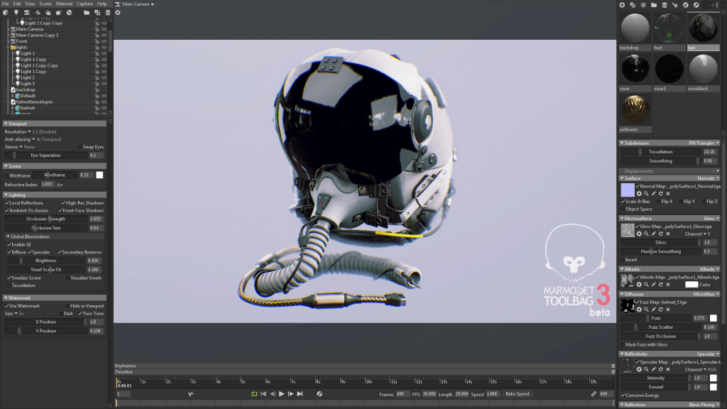 What To Expect From Marmoset Toolbag 3 With Images Toolbag