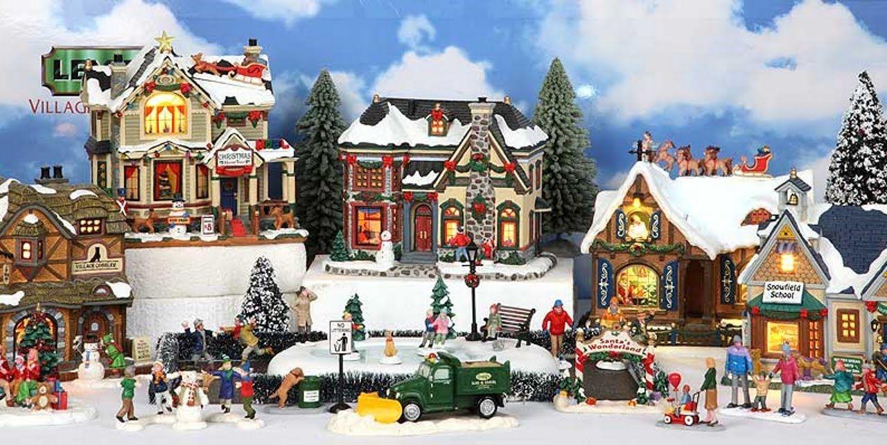 Lemax Caddington Collection Christmas Village 2015 (avec
