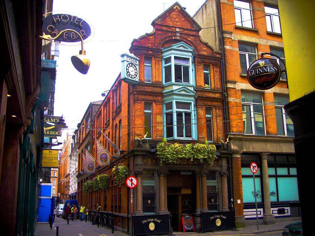 The Stag S Head Pub Dublin Ireland Dublin Nightlife Dublin