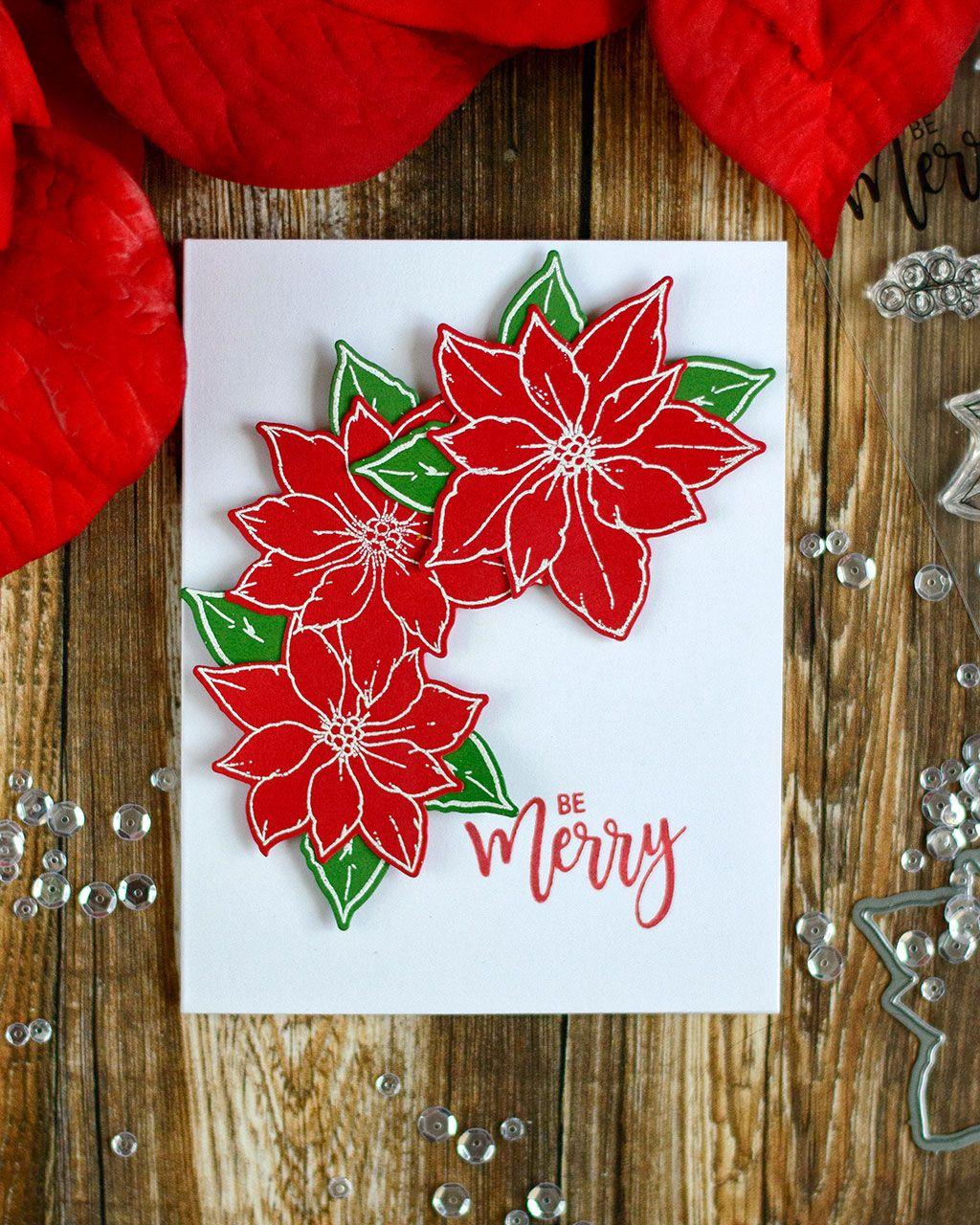 studio katia  christmas cards handmade holiday cards