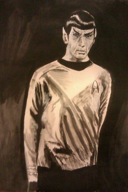 Spock TOS