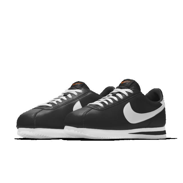 lo hizo Rancio Virus  Chaussure personnalisable Nike Cortez Basic By You   Chaussure nike homme,  Personnaliser ses chaussures, Nike cortez