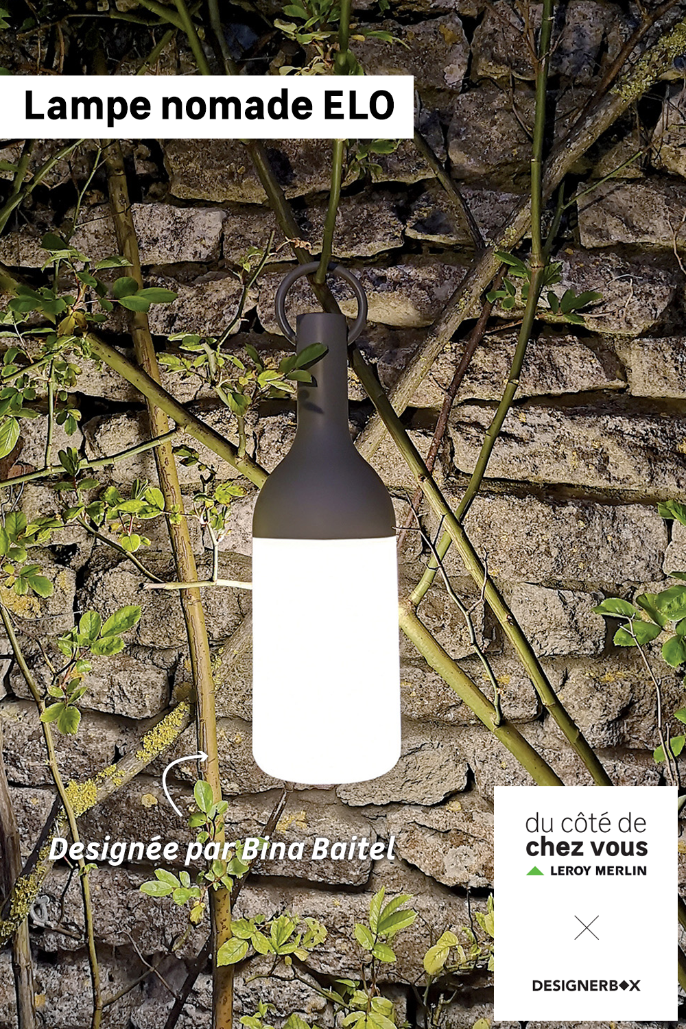 Elo A User Friendly Outdoor Lamp Nel 2020 Idee