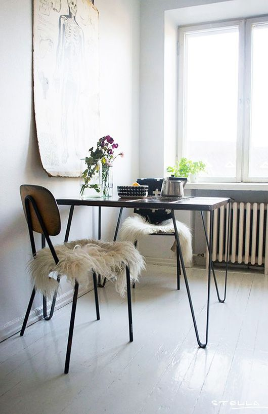 Table For Two, Please. Small Dining Room ... Part 91
