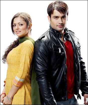 RK and Madhu's encounter in Colors' Madhubala! | Tellywood