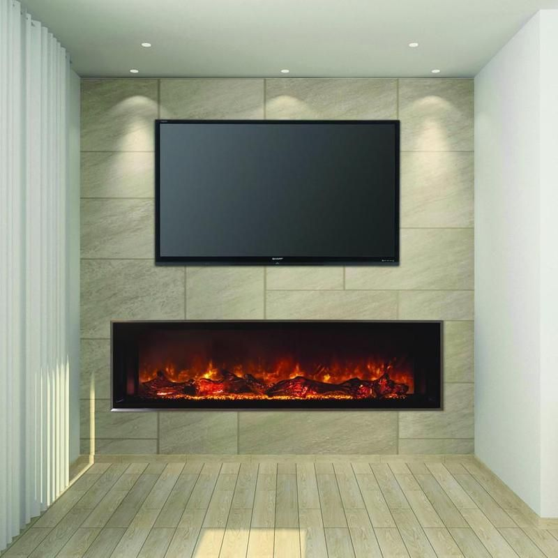 Modern Flames Landscape Fullview 60 Inch Built In