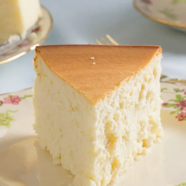 Tall And Creamy New York Cheesecake Recipe Yummly Recipe Cheesecake Recipes Savoury Cake Pumpkin Bread Easy