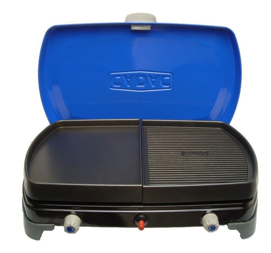 Rechaud Avec Plaque De Cuisson Cadac Cook Deluxe Barbecue Grill