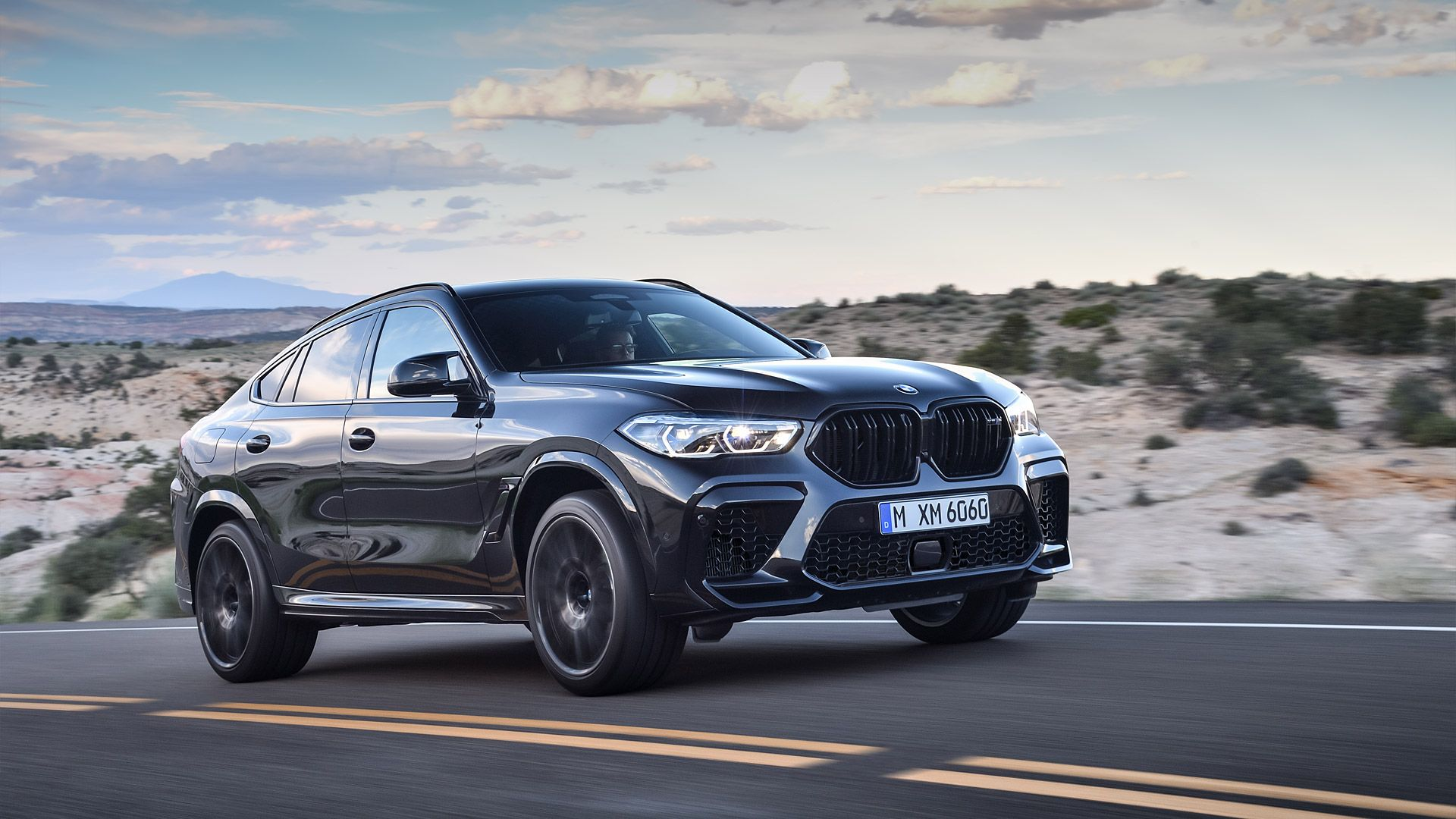 The Bmw X6 M Competition Is Coming In 2020 With 616 Horsepower And
