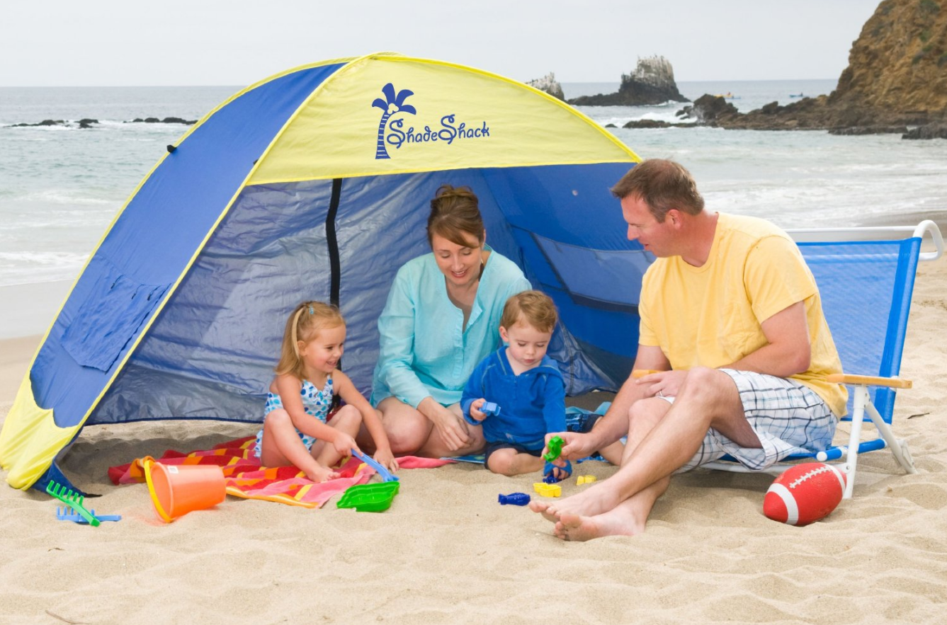 Baby beach tips · Shade Shack Instant Pop Up Family Beach Tent ... & Best Beach Tents For Your Baby To Chill In This Summer | Beach ...