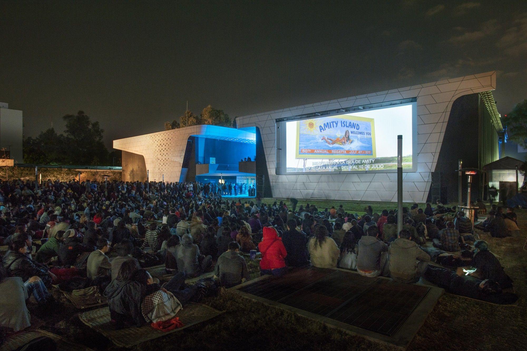 Cineteca Nacional S. XXI,© Rojkind Arquitectos, photo by Jaime Navarro