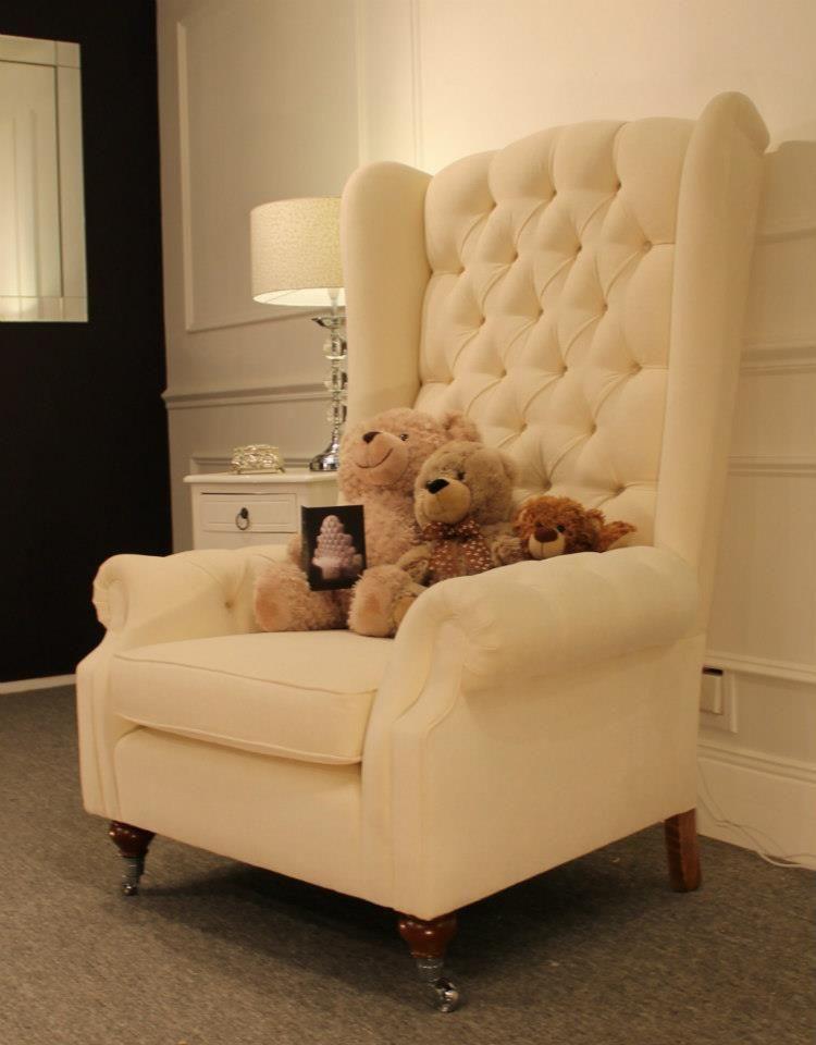 Classic Furnishings Australia - Alice Chair (custom made to order)