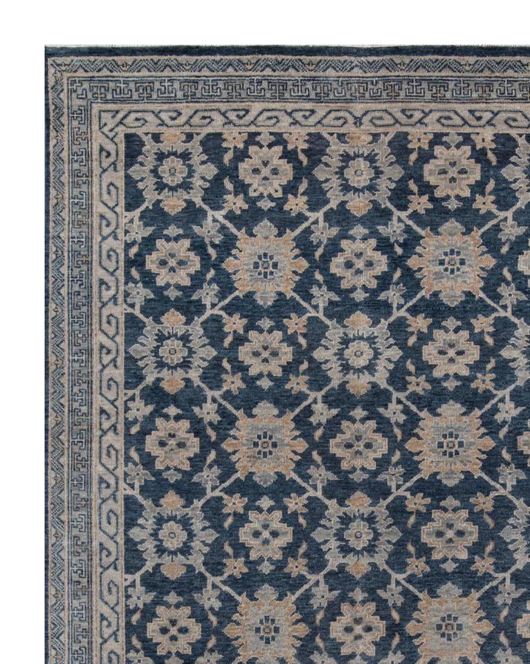 Gainsborough Wool Rug Navy / 2'0 Rugs, Wool rug, Wool