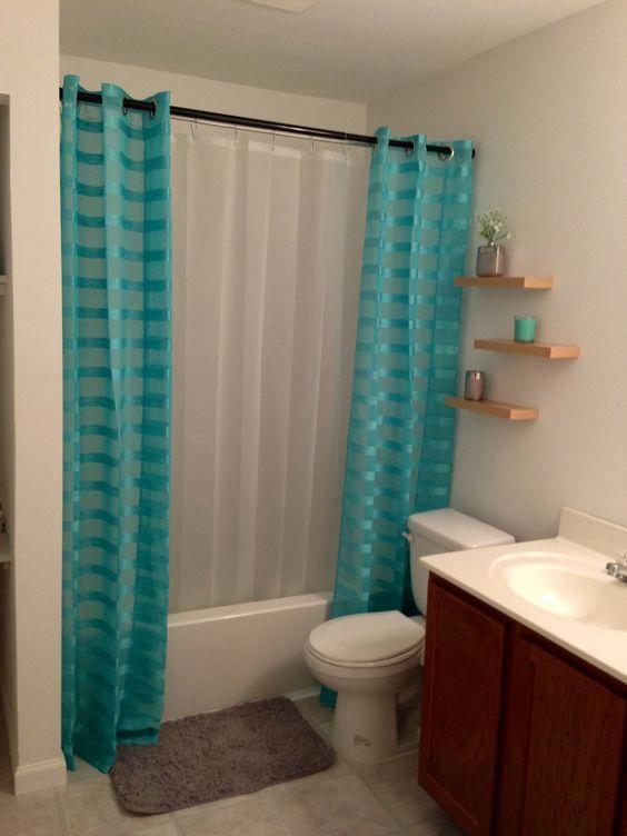 Shower Curtains Restroom Decor, Bathroom Curtain Ideas