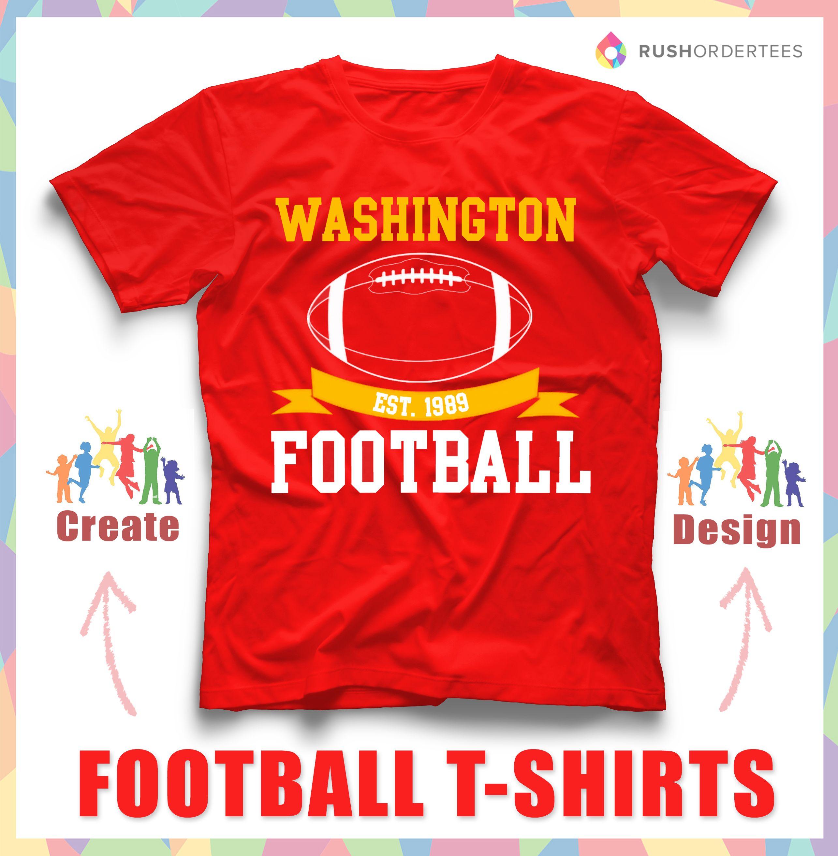 Design your own t-shirt bristol - Football Custom T Shirt Design Idea S Create Your Own Football Custom T Shirt