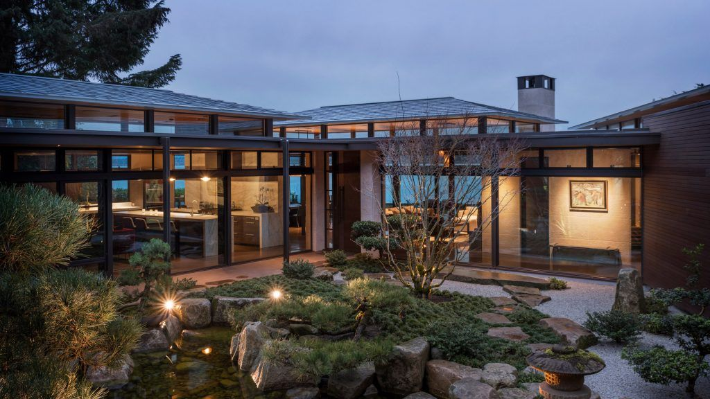 Washington Firm Stuart Silk Architects Took Cues From Japanese