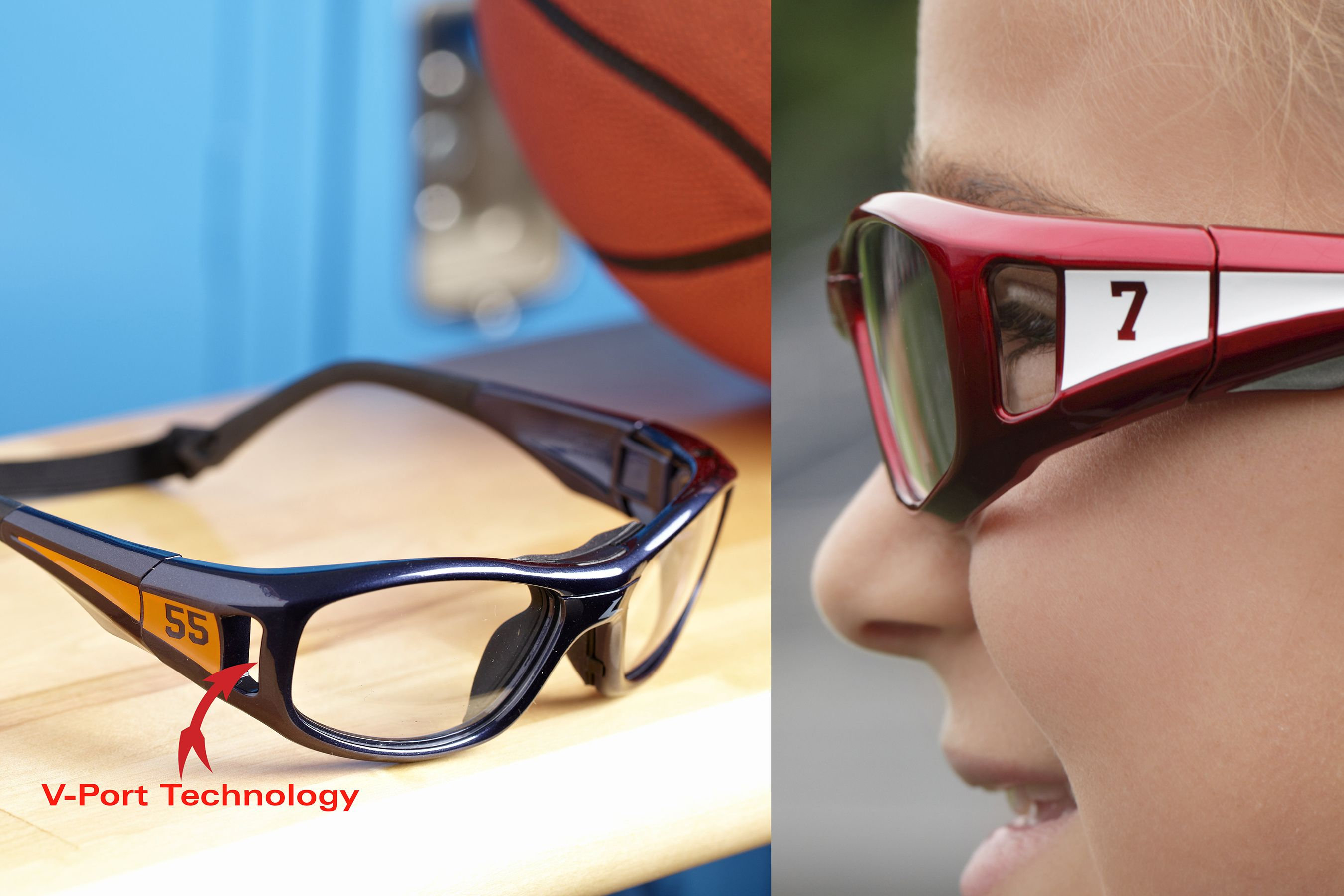 Leader C2 Rx Sports Goggles with v-port technology | Hilco ...