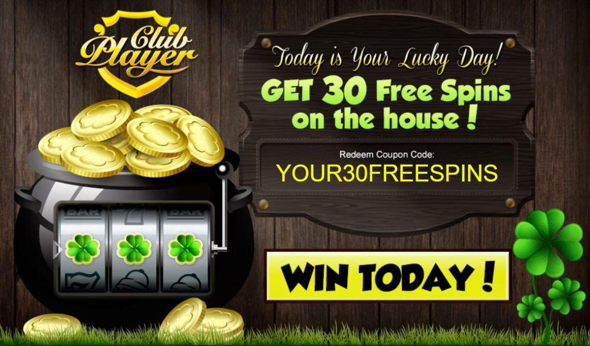 Club Player casino 30 no deposit free spins bonus ⋆ Nabble