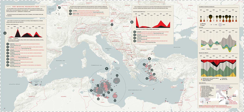 Valerio Pellegrini  http://visualoop.com/infographics/the-missing-migrants-map