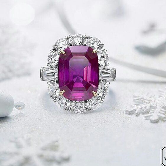 Lovely Ruby Ring Another Exquisite High Jewelry Collection By
