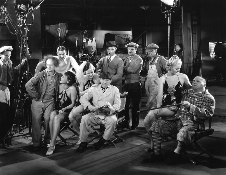 Three Stooges - Movie Maniacs 1936