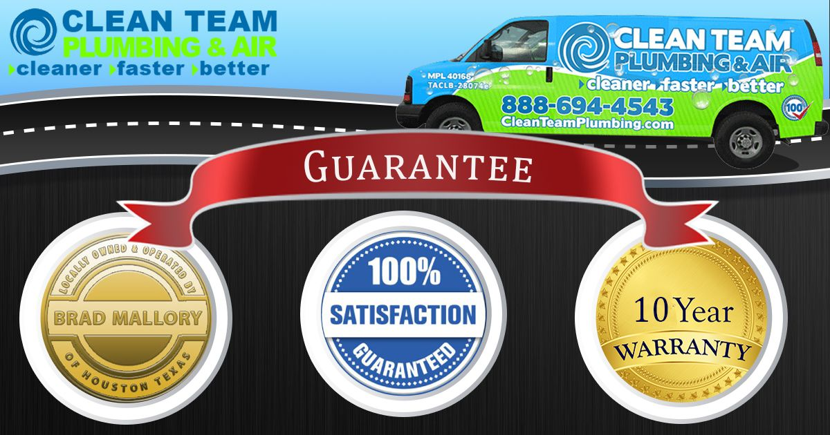 When You Get Your Plumbing Serviced By Clean Team Plumbing Not Only Are You Doing Business With One Plumbing Companies Plumbing Emergency Water Heater Repair
