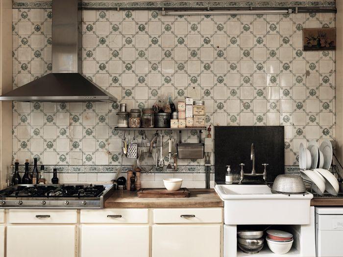 azulejos con dibujos foto petra Bindel casas con encanto
