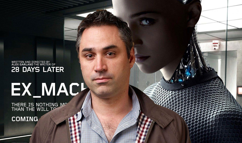 Writer/Director Alex Garland