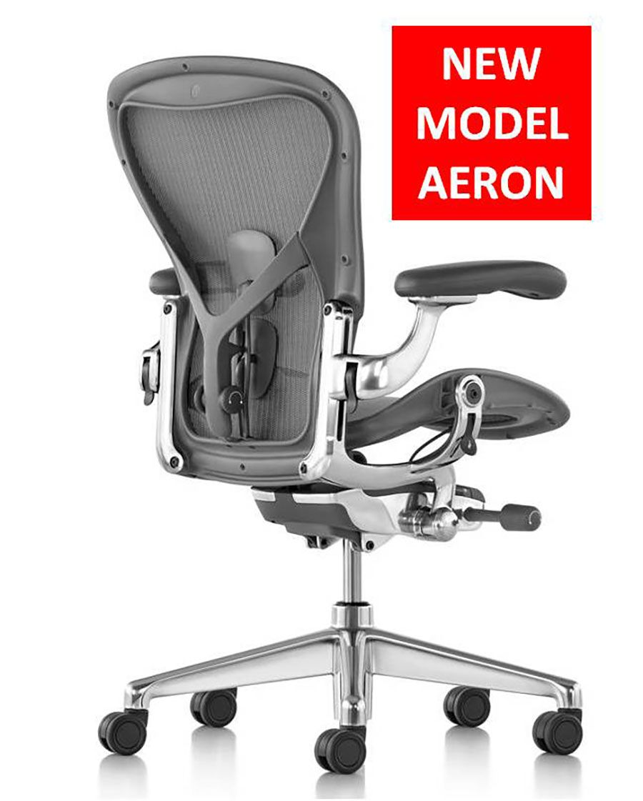 What S New With The Herman Miller Aeron Chair