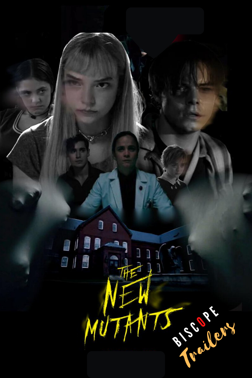 X Men The New Mutants In 2020 New Mutants Movie The New Mutants Streaming Movies