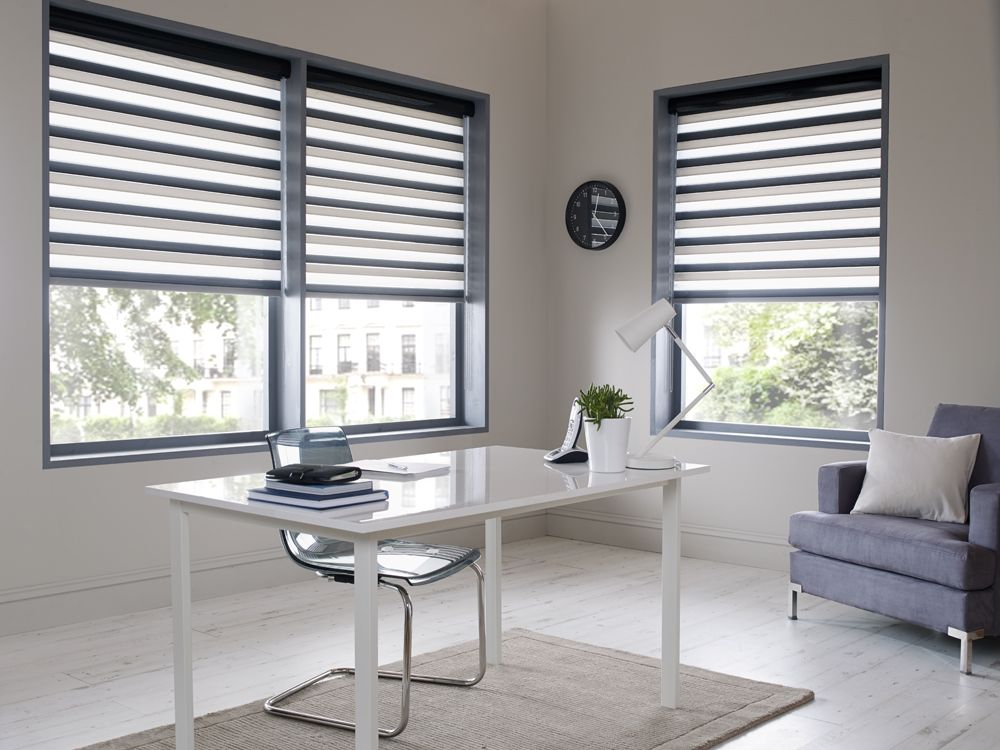 Sheer Horizon Blinds Home Electric Window Shades Blinds