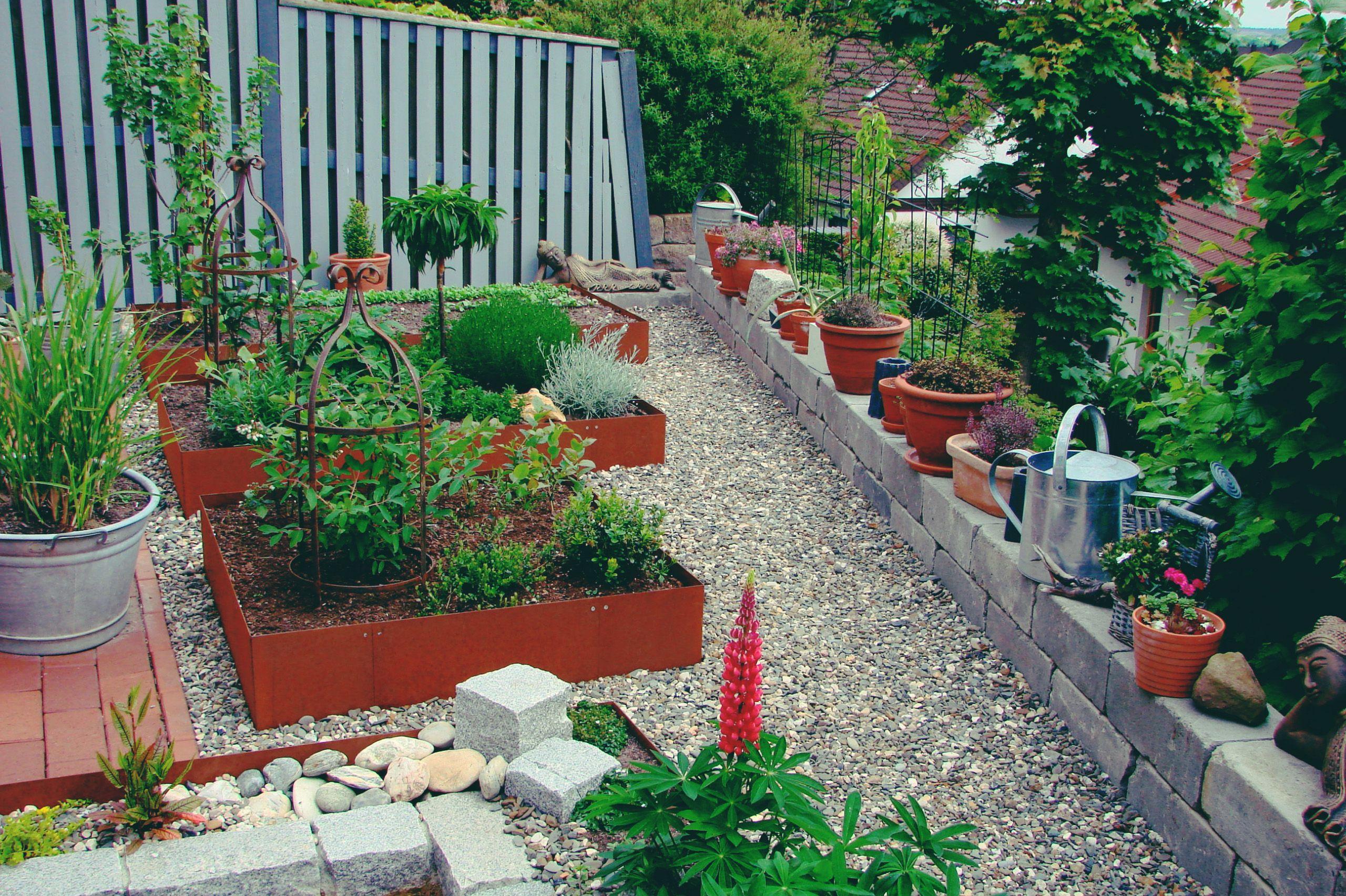 Garten Ideen Aus Edelrost Rost Stahl Cortenstahl Edelstahl Haus Und Garten Garten Garten Ideen