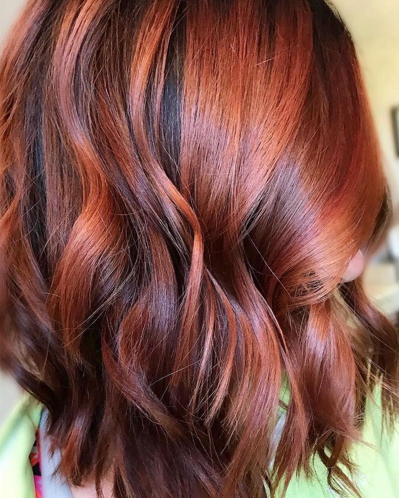 20 Auburn Hair Color Ideas Light Medium Dark Shades Hair Color Auburn Dark Auburn Hair Light Auburn Hair Color