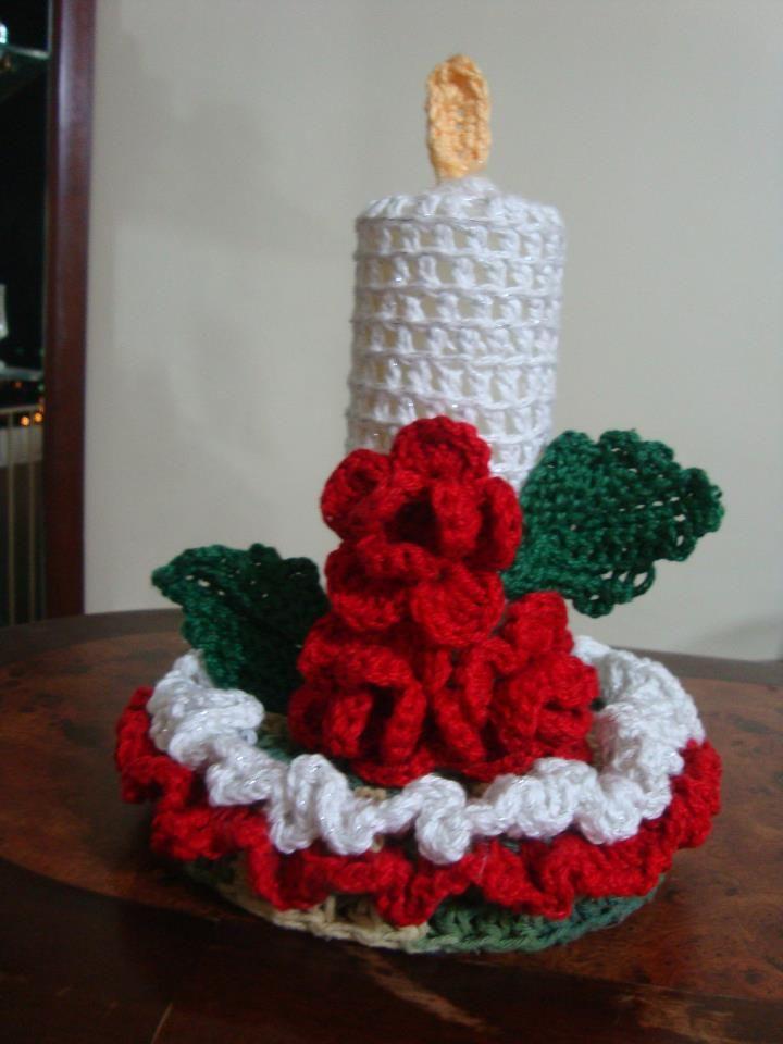 1000+ images about tejido navideño on Pinterest