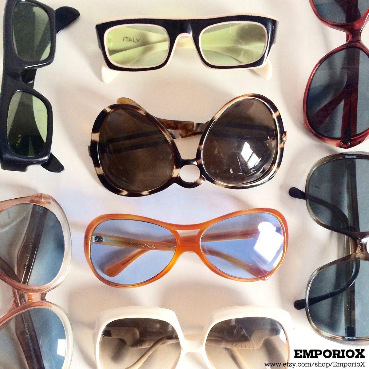 Emporio X Killer Vintage Sunglasses